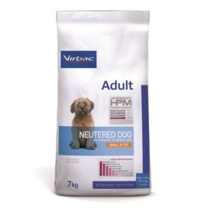Veterinary HPM Dog Adult Neutered Small & Toy