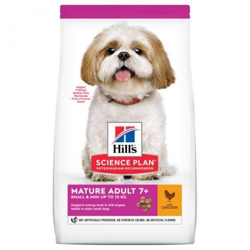 Canine Mature Mini Vitalite/longevite