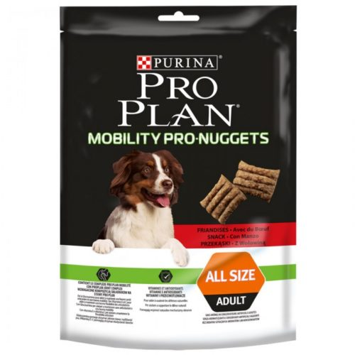 Friandises MOBILITY NUGGETS BOEUF Chien - Pro Plan