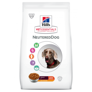 Vetessentials Adult Neutered Dog Adult Large Breed Poulet