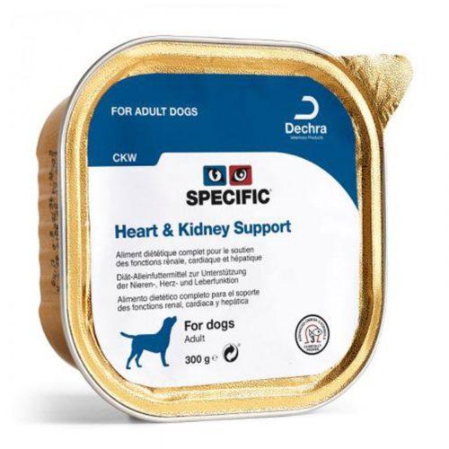 Specific Chien CKW Kidney Support Barquette