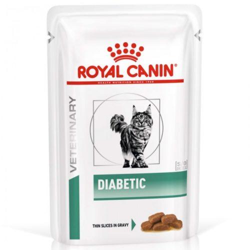 Vdiet Cat Diabetic Sachet fraicheur