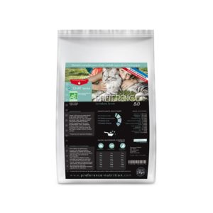 Croquettes STERILISE BIO Chat Sac 2 kg - Préférence