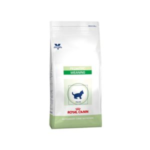 Croquettes PEDIATRIC WEANING Chat Sac 2 kg - Veterinary Care Nutrition