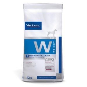 Veterinary HPM Dog W2 Weight Loss & Control