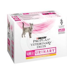 Ppvd Feline UR Stox Urinary Poulet Sachet repas