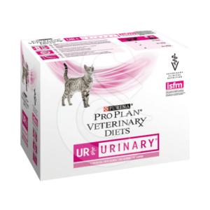 Ppvd Feline UR Stox Urinary Saumon Sachet repas