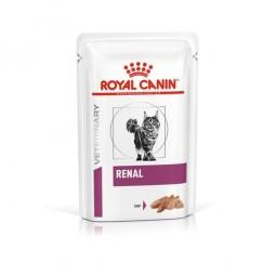 Cat Renal eminces au poulet (sachets)