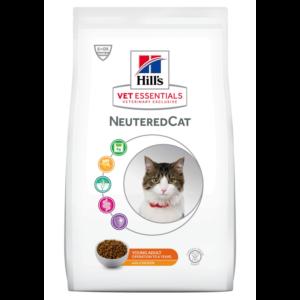 Vet Essentials Young Adult Neutered Cat Poulet
