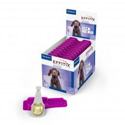 Effitix Spot-on 134 mg/1200 mg Moyen chien