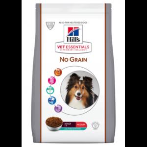Vetessentials Canine Adult Medium No grain, au thon